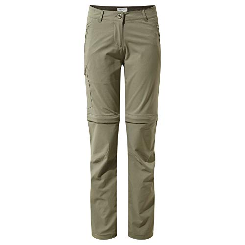 Craghoppers Womens Nosi Life Pro Convertible Zip Off Pants