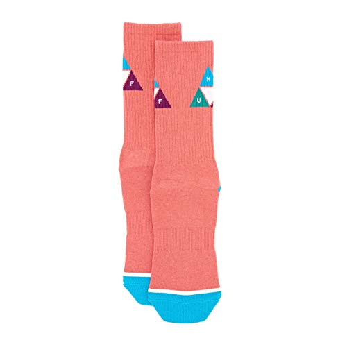 HUF Prism Triangle Socks One Size Desert Flower