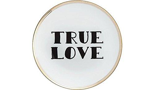 BITOSSI HOME & Funky Table La Tisch, True Love Teller Ø 17 cm