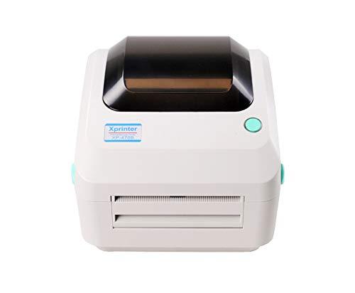 Xprinter Classic 470B imprimante de reçus thermique imprimante d'étiquettes pour 20-108 mm interface USB