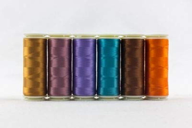 WonderFil Specialty Threads Invisafil Thread Mini-Packs (B009)