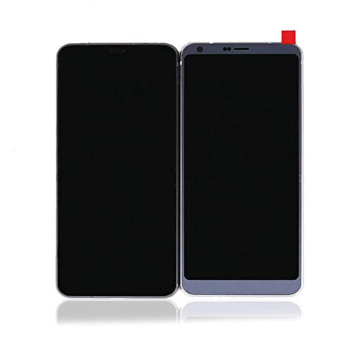 un known Reemplazo Compatible Mejor Pantalla LCD for LG Precio G6 Pantalla LCD de Pantalla táctil digitalizador Asamblea Marco con (Color : Black, Size : 5.7 )