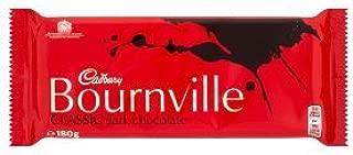 Original Cadbury Bournville Classic Dark Chocolate Bar Imported From England UK The Best Of British Chocolate