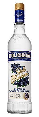 Stolichnaya Stolichnaya Vodka SPI Bluberry Flavored Premium Vodka 37,5% Vol. 0,7l - 700 ml