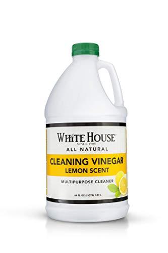 White House Foods Cleaning Vinegar (Lemon Scent)