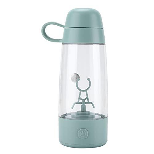 Bottiglia shaker, shaker per proteine shaker agitatore elettrico multifunzionale per tutti i di proteine in polvere sostitutive del pasto, probiotici