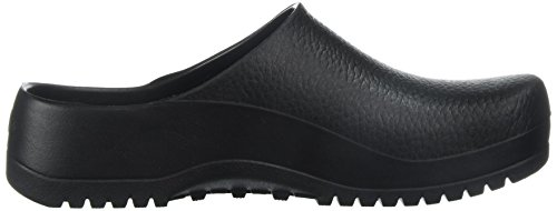Birki's Men's Clogs and Mules, Black, Womens 12