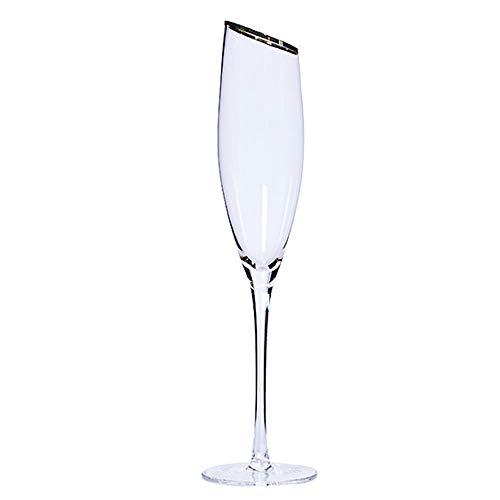 RXM kristalglas wijnglas whiskey brandy sommelier beste cadeau Phnom Penh wijnglas European Luxury Goblet Home Creative tekening goud-wijnglas F
