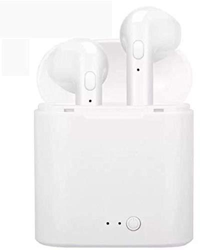 I7s TWS - Auriculares inalámbricos Bluetooth 5.0, deportivos, con micrófono, caja de carga, para todos los smartphones