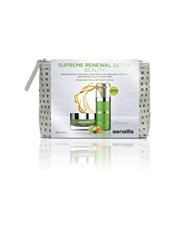 Sensilis Supreme Renewal Detox - Beauty Kit Tratamiento Regenerador