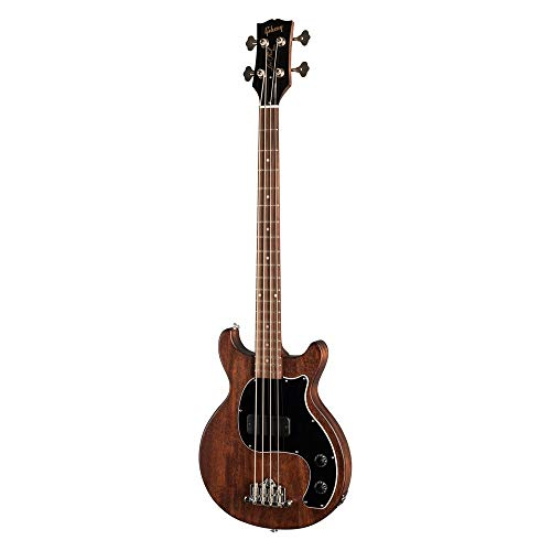 Gibson Les Paul Junior Tribute DC Bass Worn Brown エレキベース