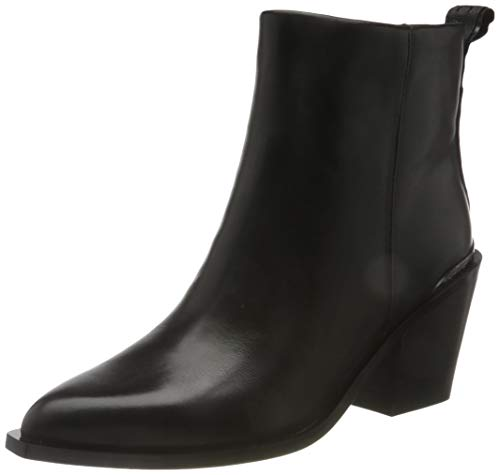 Buffalo Damen MARGARITA Mode-Stiefel, BLACK, 39 EU