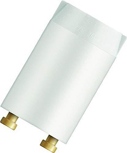 OSRAM Lot de 10 Starters ST111 LONGLIFE Pour tubes Fluo 4-80 W