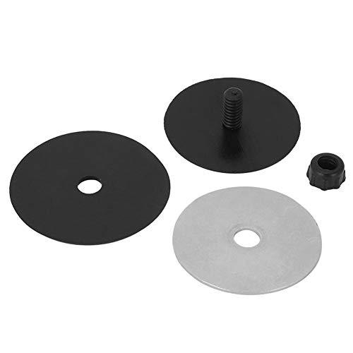 Qii lu Autoaccessoires voorruit, antenne-adapter-afdekking zwart ruitenwisser-stekker schoonmaken afdekking auto-onderdelen accessoires