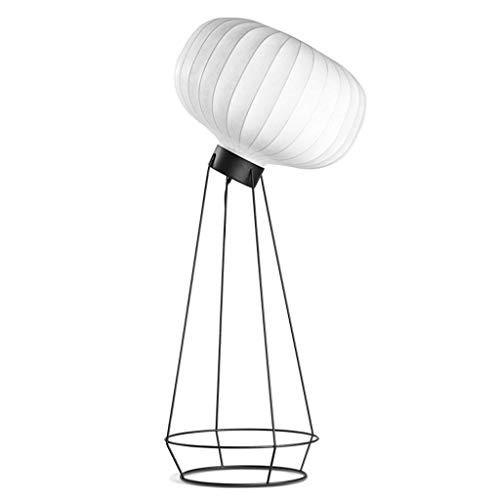 HHJJ Lámpara de pie, estilo arquístico europeo, seda japonesa, hierro forjado japonés, sofá de sala de estar, ahorro de energía de suelo LAMP-107294X1Y1R
