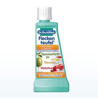 Dr. Beckmann Fleckenteufel Fetthaltiges und Saucen 50ml, 6er pack (6x50ml)