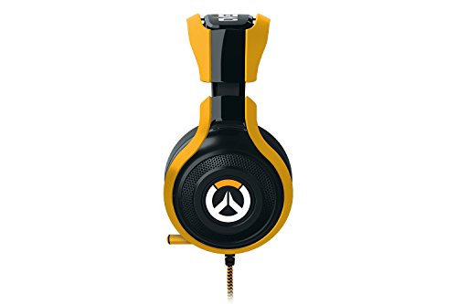 Razer Mano'war Overwatch Tournament Edition - Analoges Gaming Headset (Inline-Bedienung & Geräusch-Isolation)