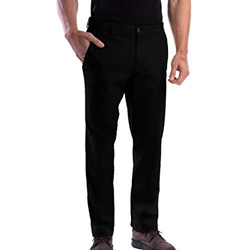 6. SCOTTeVEST Men's Anti-Pickpocket Cargo Pants (8 Concealed Pockets)