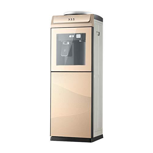 Warm- und Kaltwasserflaschen-Heiß- und Kaltwasserspender Toplader mit Kindersicherung, Warmwasserbereiter und Kühler