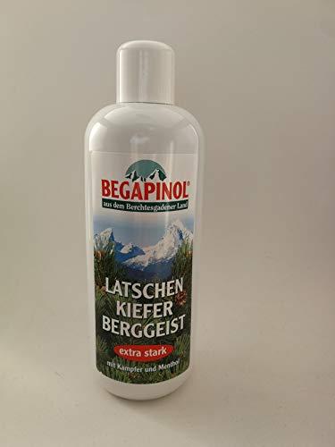 BEGAPINOL Latschenkiefer Berggeist extra stark, 500 ml