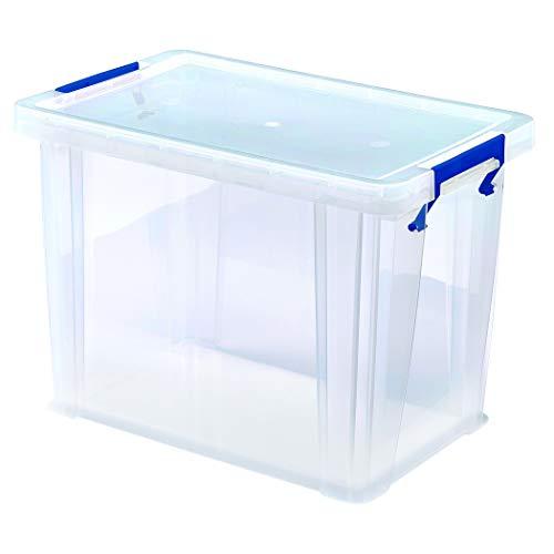 BANKERS BOX Prostore - Caja de almacenaje (plástico, 18,5 L, 28 x 32 x 20 cm)