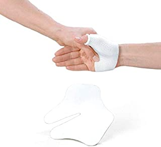 Rolyan Splinting Material, Gauntlet Thumb Spica Splint, Aquaplast-T OptiPerf, 1/16