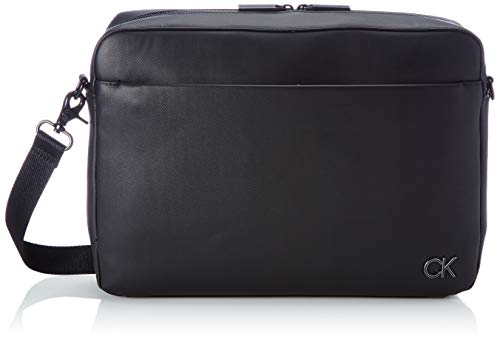 Calvin Klein Messenger, ACCESORIOS para Hombre, Black, One Size
