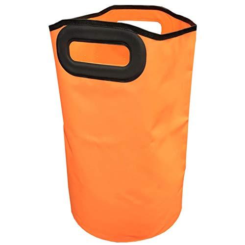 Cubo plegable de PVC plegable para pedicura y pedicura portátil para bañera plegable multifunción con asa