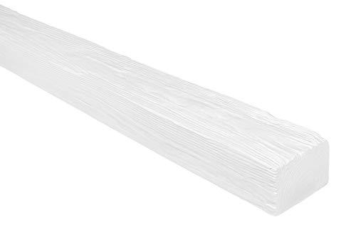 2 Mètre Bâton Imitation de Bois Décoration Intérieur 60x90mm, ED107 W Série Moderne