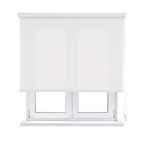 VIEWTEX KAATEN - Estor Enrollable Básico - Translúcido - Disponible en Varias Medidas y Colores