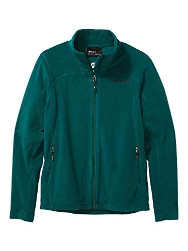 Marmot Damen Fleecejacke, Outdoorjacke, Atmungsaktiv Wm's Flashpoint Jacket, Botanical Garden, L, 13310