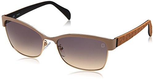 TOUS STO308-580E61 Gafas de sol, Shiny Rose Gold, 58 para Mujer