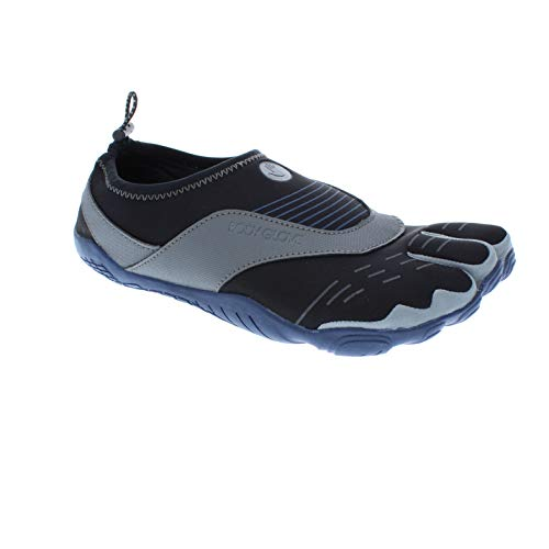 Body Glove Men's 3T Barefoot Cinch Water Shoe, Black/Indigo,...