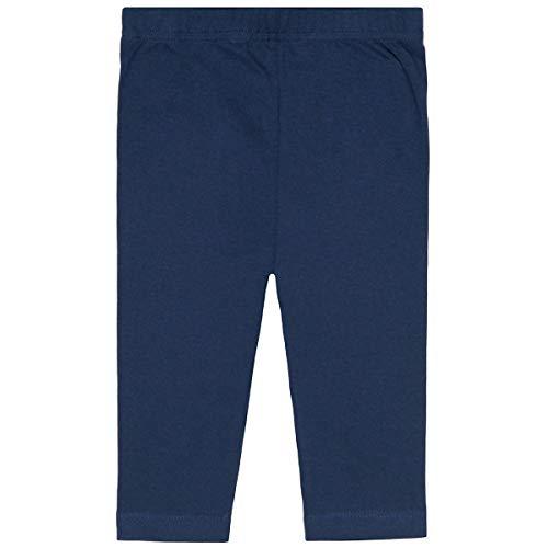 Staccato Mädchen Capri Leggings | Basic elastisch hautfreundlich | Größe: 152 Farbe: Marine