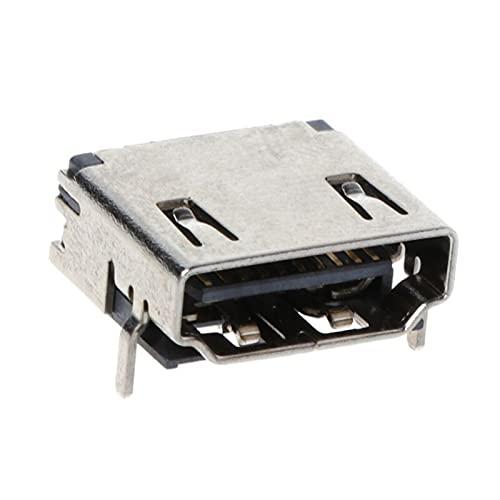 DEFTSHEEP Conector de Interfaz de Socket Port Port Port de 1 UNID HDMI para Sony Playstation 3 PS3 2000 2500 Accesorios Piezas