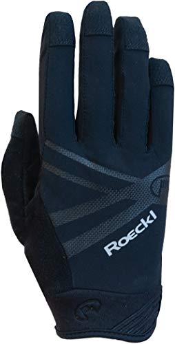 Roeckl Maleo Fahrrad Handschuhe lang schwarz 2020: Größe: 11