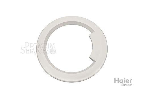 Original Haier-Ersatzteil: Türen für Waschmaschine Herstellernummer SPHA00059503 | Kompatibel mit den folgenden Modellen: HW70-1201;HW60-1001;HW60-1201-E1;HW50-1202D | outer frame of door