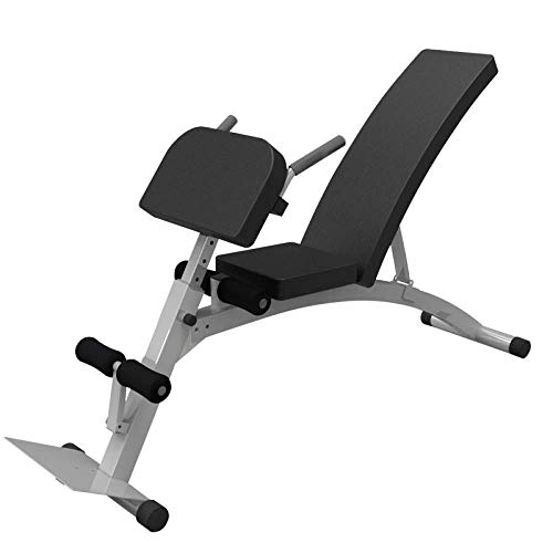 velocidad Sit-Ups Fitness Equipment Assistant Device Abdominal Crunches Weight Dumbbell Bench Sit-Ups Abdominal Crunch Board Pastor Stool Roman Chair Fitness Equipment Muscle Training Sports Aid Adjustable
