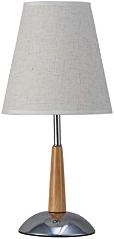 Tischleuchte moderne kreative Massivholz hohe Qualittstabelle Mode Nacht Edelstahl dekorative Wohnzimmer LED