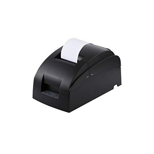 Imprimante à Petit Ticket bidirectionnel à Cinq Broches D5000 (Noir) de Type liste
