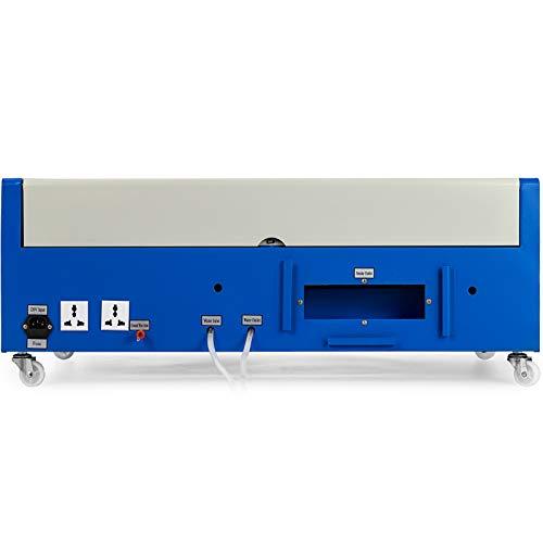VEVOR 40W Laser Engraver CO2 Laser Cutter Machine USB Laser Engraving Machine Laser Cutting Machine LCD Display with USB…