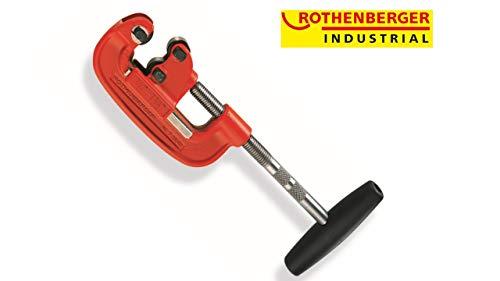 ROTHENBERGER Industrial Stahlrohr Abschneider 10 - 42 mm , 1/8