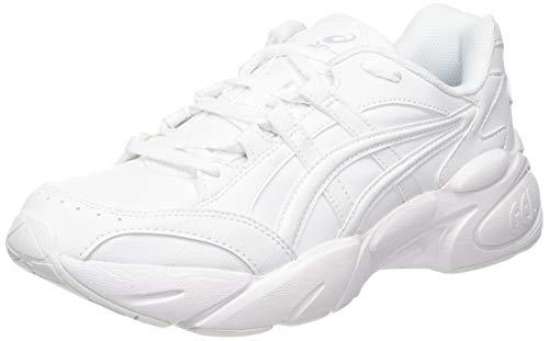 ASICS Gel-BND, Scarpe da Pallavolo Donna, Bianco (White/White 100), 42 EU
