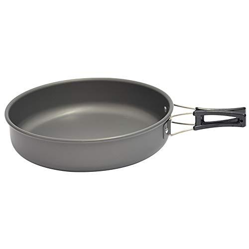 Kleine Koekenpan, Multifunctionele Pan Met Antiaanbaklaag, Lichtgewicht, Makkelijk Op Te Bergen/Dragen/Reinigen