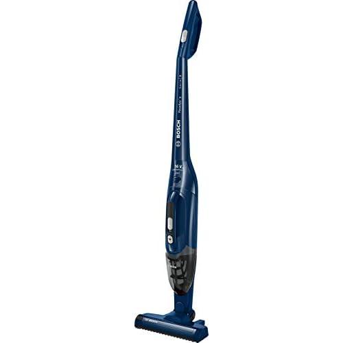 Bosch Elettrodomestici, Scopa elettrica ricaricabile, BBHF216, Readyy'y Serie | 2 16Vmax, Night blue injection