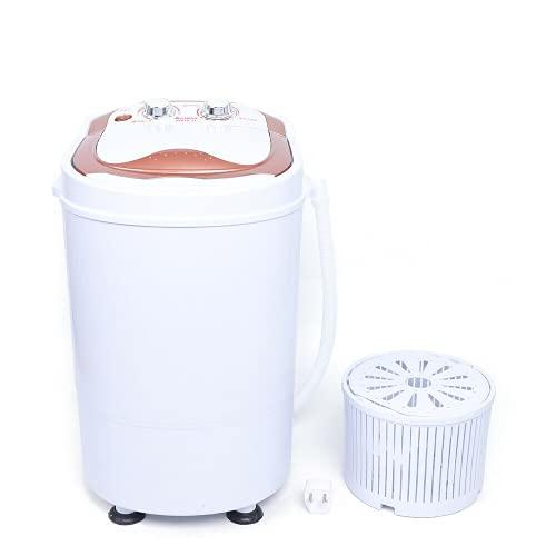 Mini lavatrice da 240 W, con disidratazione, per campeggio, casa, casa, ufficio, casa, in viaggio, in campeggio