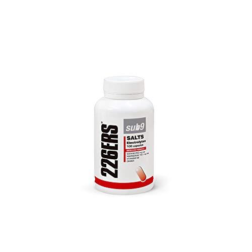 226ERS Sub9 Salts Electrolytes | Sales Minerales con Vitaminas y Jengibre, Electrólitos - 100 cápsulas