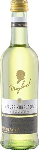 Maybach Grauburgunder Trocken, (1 x 0,25 l)