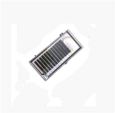 Hlwj Single Wimpers van alle groottes B C D Natuurlijke Valse Wimpers Classic wimper verlenging 003025mm CurlC Length15mm