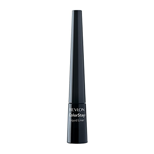 Revlon ColorStay Liquid Eyeliner, Blackest Black